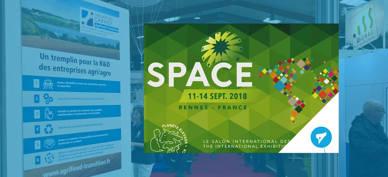 AgriFood Transition au SPACE 2018